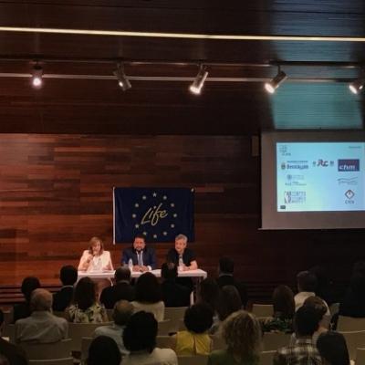 La Diputación impulsa el uso de la cerámica castellonense con el Proyecto Europeo Life Cersuds