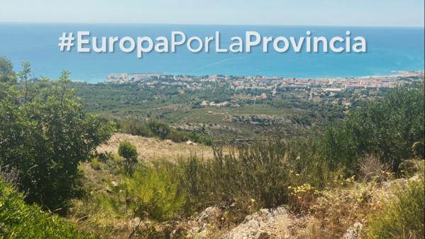 Campaña audiovisual #EuropaPorLaProvincia