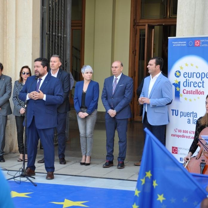 Día de Europa: La recuperación del patrimonio como valor para el desarrollo del territorio