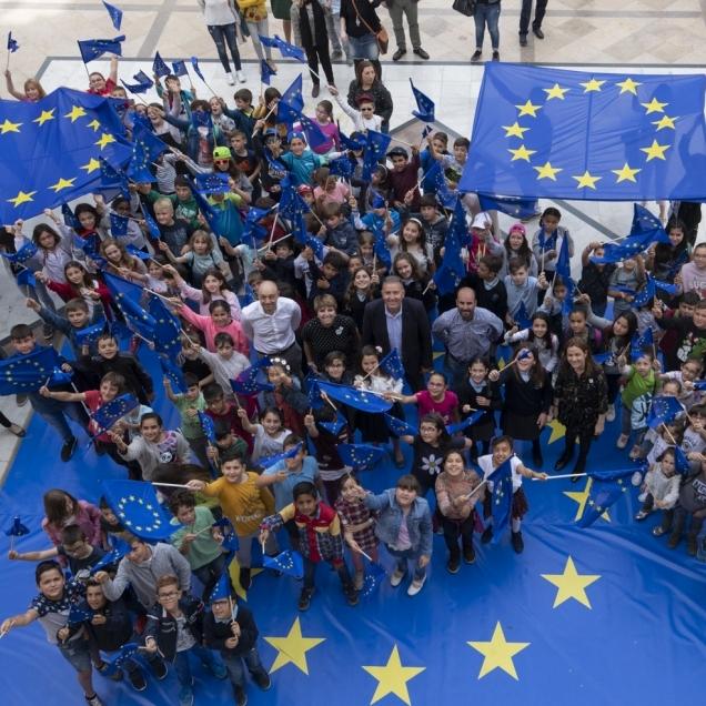 Europe Direct Castellón celebra el Día de Europa