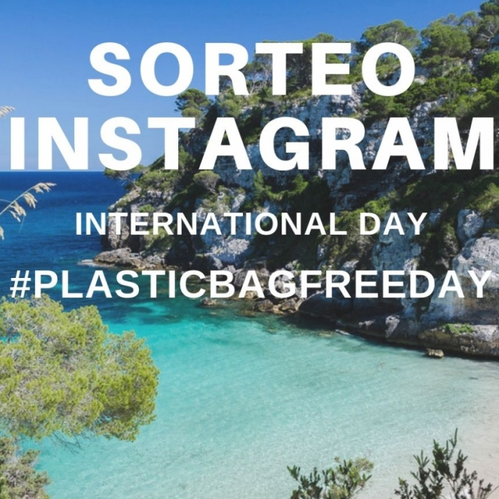 BASES LEGALES SORTEO INSTAGRAM #PlasticBagFreeDay