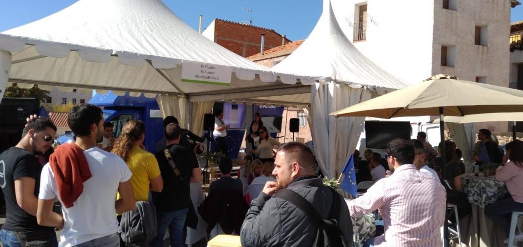 'Mi Pueblo, Mi Futuro' en Mora de Rubielos