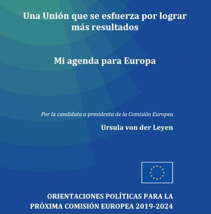 Los métodos de trabajo de la Comisión von der Leyen: lograr más resultados en Europa y en el mundo