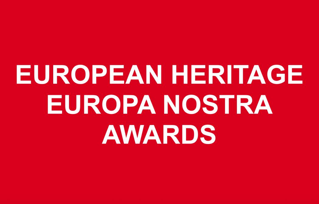 España obtiene tres premios en la convocatoria de los Premios de Patrimonio Europeo / Premios Europa Nostra 2020