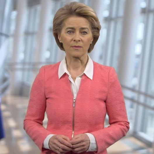 Mensaje de Ursula von der Leyen, Presidenta de la Comisión Europea, para la 73a Asamblea Mundial de la Salud