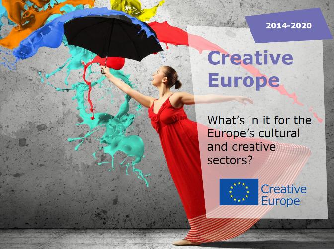 La Comisión acoge con satisfacción el acuerdo político sobre el programa Europa Creativa