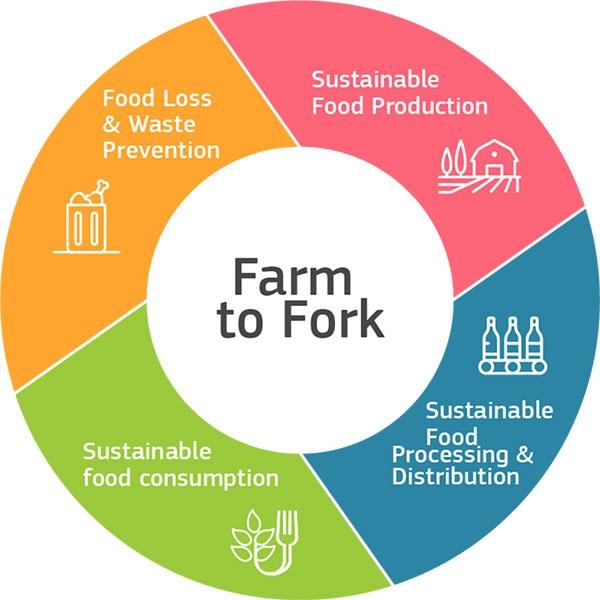 Estrategia «De la Granja a la Mesa»: 65 empresas y asociaciones firman el Código de Conducta de la UE sobre Prácticas Empresariales y de Comercialización Responsables en el Sector de la Alimentación