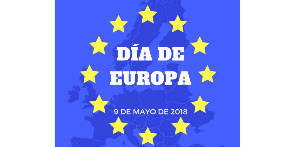 Celebra con nosotros el Día de Europa.