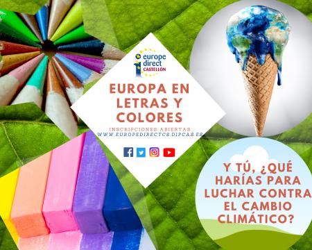 Actualización Covid-19  bases del II Concurso Europa en Letras y Colores