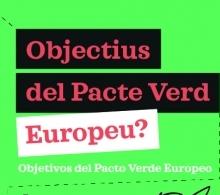 El Pacte Verd Europeu