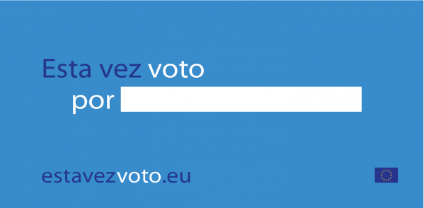 Presentación campaña #Estavezvoto