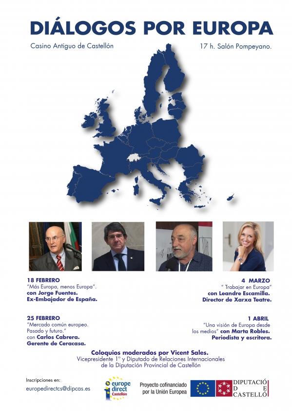 Diálogos por Europa