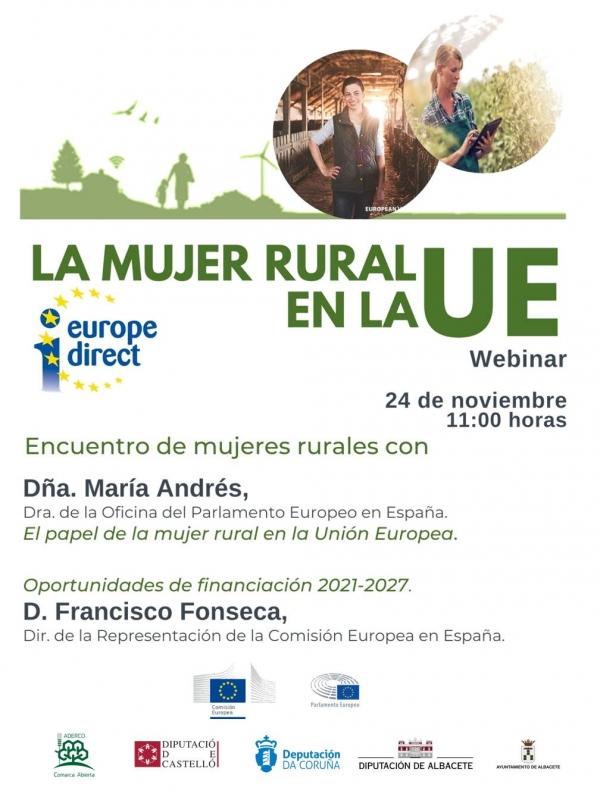 Mujer Rural en la UE