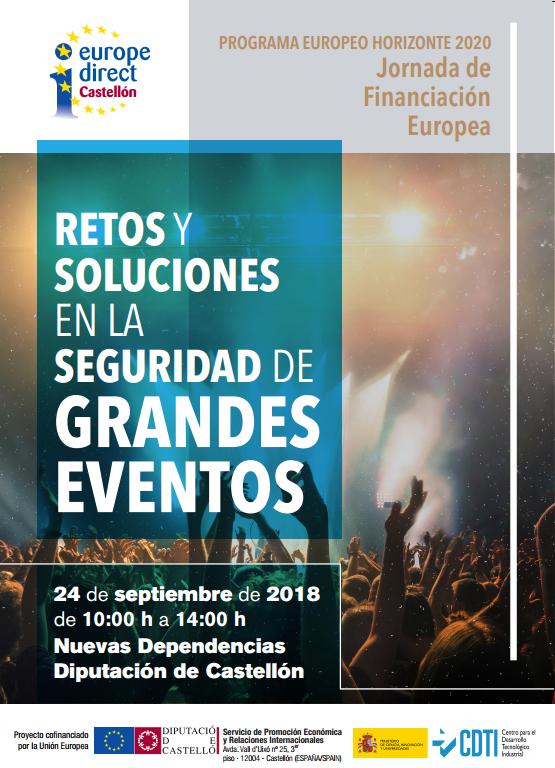 RETOS Y SOLUCIONES EN LA SEGURIDAD DE GRANDES EVENTOS