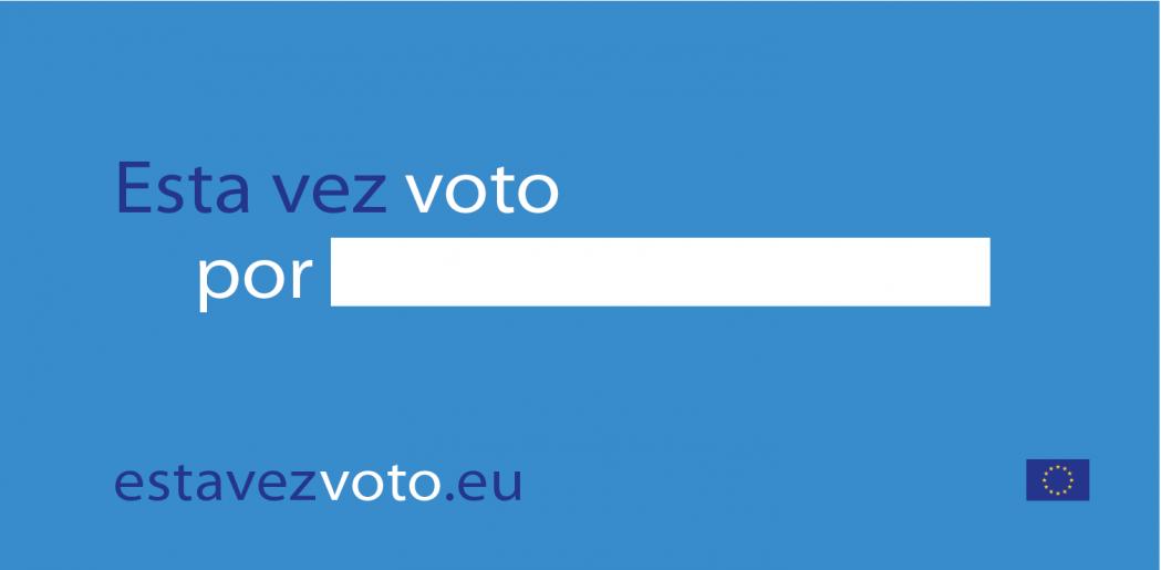 Comienza #estavezvoto