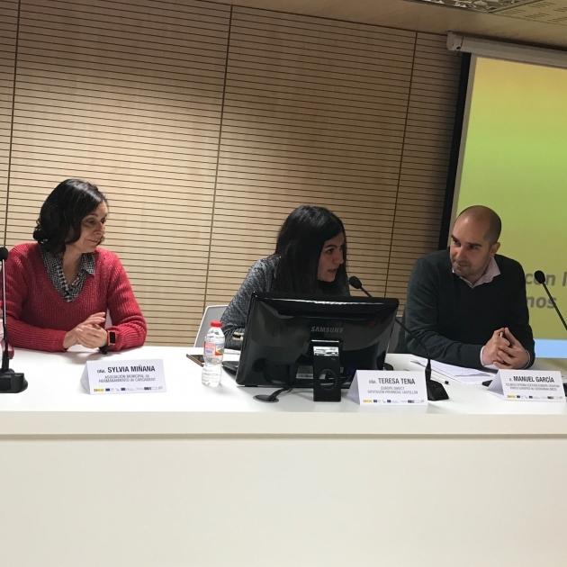 El pasado 16 de enero se celebró la Jornada de Financiación  sobre varios Programas Europeos