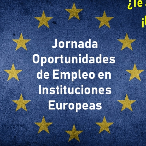 Jornada formativa sobre empleo en Instituciones Europeas