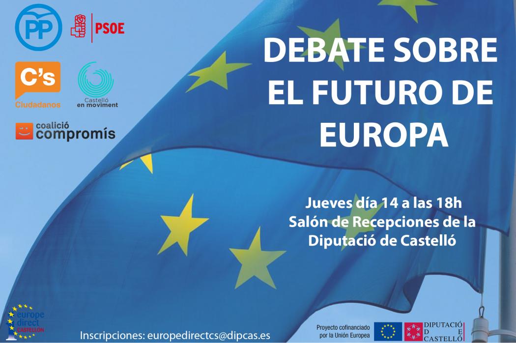 Diputación organiza un diálogo ciudadano en el que auna a todos los partidos políticos provinciales