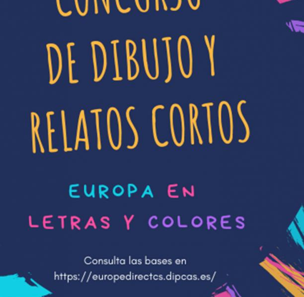 Europe Direct Castellón lanza el concurso 'Europa en Letras y Colores