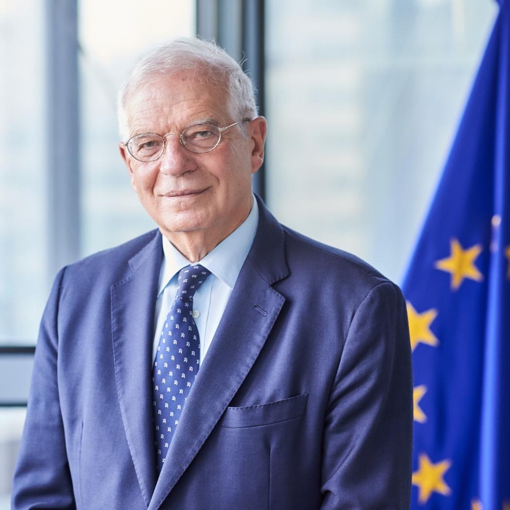 Mensaje del Alto Representante de la UE, Josep Borrell Fontelles, sobre la crisis del coronavirus