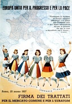Aniversario de los Tratados de Roma