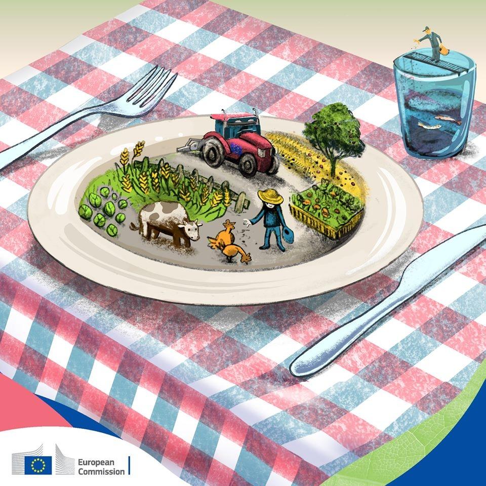 Estratègia de la 'Granja a la Taula' de la Comissió Europea Representació en Espanya