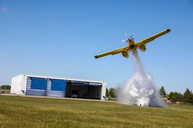 Incendios forestales: la Comisión prepara el verano añadiendo aviones a la flota de rescEU