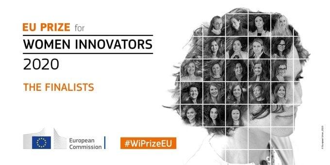Una española, ganadora del Premio de la UE a las Mujeres Innovadoras 2020