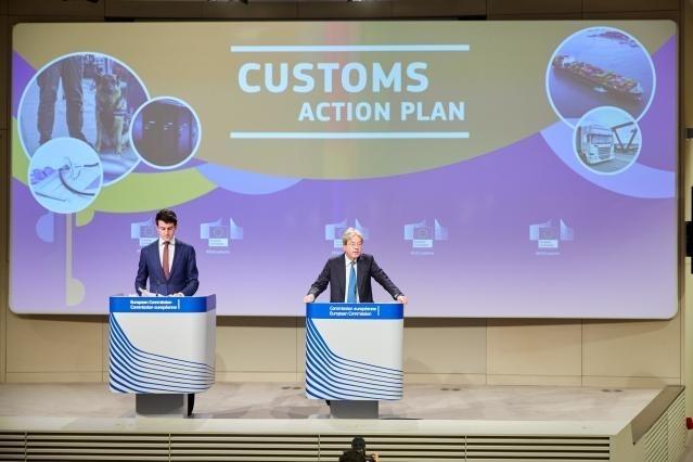 Unión aduanera: Nuevo plan de acción para seguir apoyando a las aduanas de la UE en su función vital de proteger los ingresos, la prosperidad y la seguridad de la UE