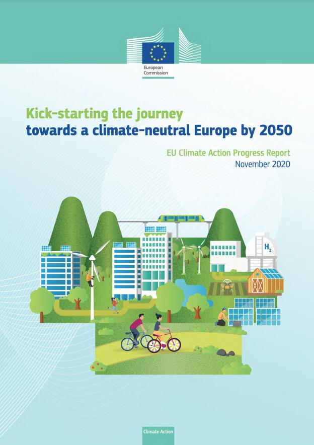 Las emisiones de gases de efecto invernadero de la UE cayeron en 2019 al nivel más bajo en tres décadas