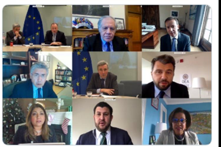UE-EE.UU. Una nueva agenda transatlántica para el cambio global