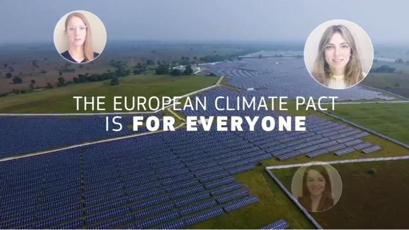 El Pacto Europeo por el Clima: empoderar a los ciudadanos para que den forma a una Europa más verde