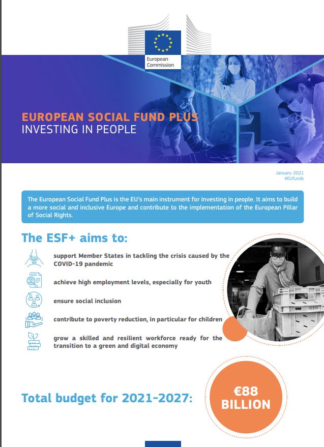 La Comisión acoge con satisfacción el acuerdo político sobre el FSE+