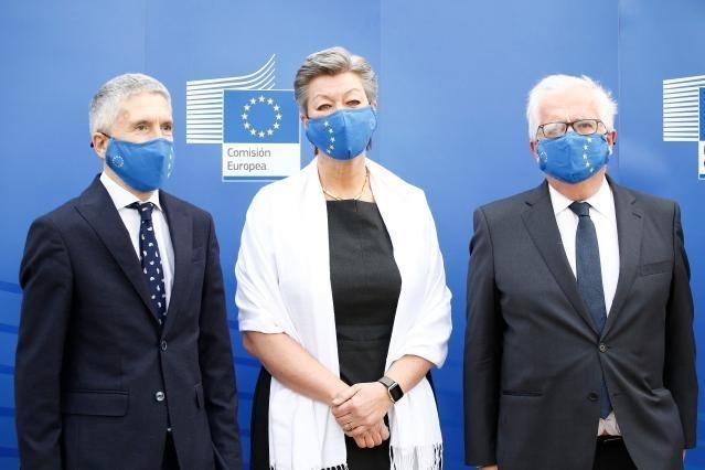 """""""Hoy no es solo un día de recuerdo, sino de apoyo a las víctimas"""", Ylva Johansson, comisaria europea de Asuntos de Interior"""
