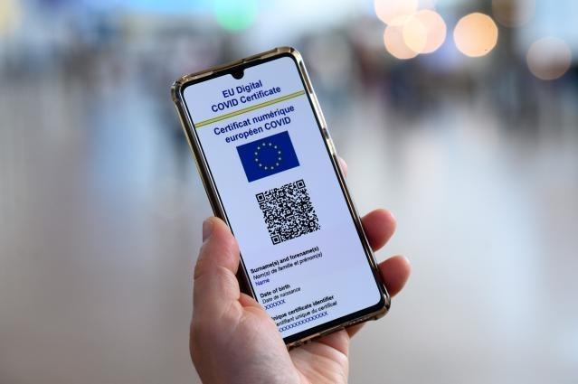 El certificado COVID digital de la UE entra en vigor