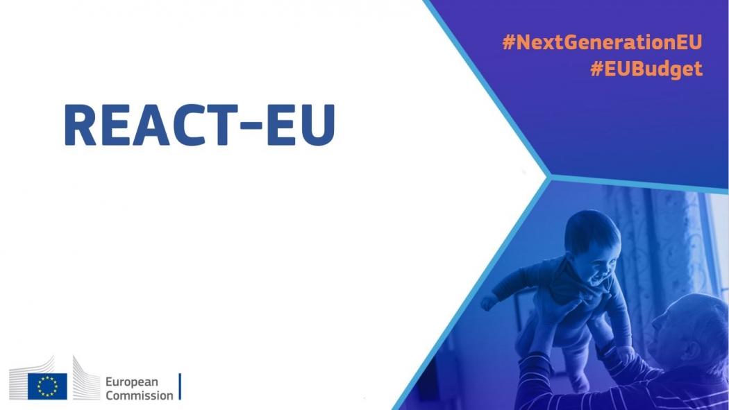 Política de cohesión de la UE: 3 700 millones de euros de REACT-UE para apoyar medidas de recuperación y la transición digital y ecológica en España