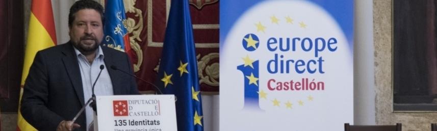 CASTELLÓN ES PROVINCIA EUROPEA
