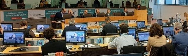 La Diputación participa en la semana Europea de las Regiones y Ciudades