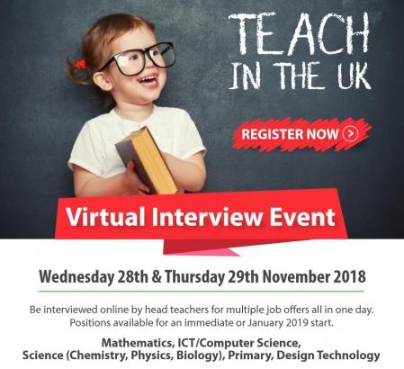 Profesores para Reino Unido