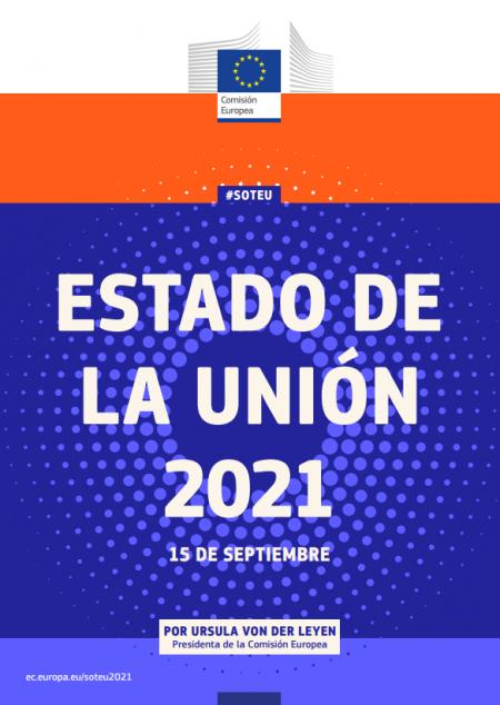 Comisión Von der Leyen: logros en 2020-2021